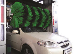 Roll Over Car Wash System