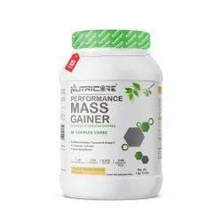 Nutricore Mass Gainer Vanilla 1 kg