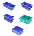 Supreme Solid Box Dairy Crates