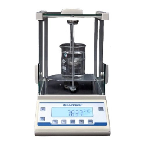 High Precision Balance With Auto Specific Gravity Density Scale