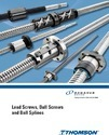 Thomson Inch Series Ball Screws