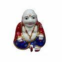 Enamel Laughing Budha