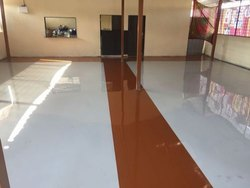Asian Paints Industrial Grade Epoxy Floor Coatings, Packing Size: 10 L
