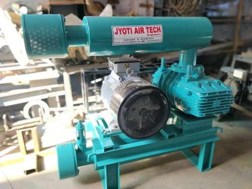 Root Blower - Air Cooled Roots Blower Manufacturer from Ahmedabad