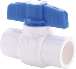 RV Gold Heavy UPVC Ball Valve