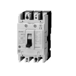 NF63-SV 3P 3A Moulded Case Circuit Breaker
