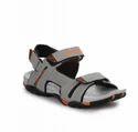 Gliders Mens Grey Sandal