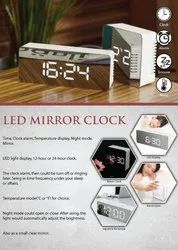 LED Mirror Clock - Giftana