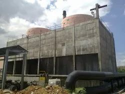 RCC Water Tanks UGT ,FIRE  STP, ETP and WTP Construction