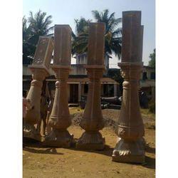 8 Feet FRP Pillar