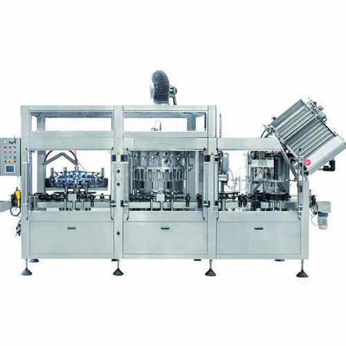 Bottle Filing Machine - Rotary Bottle Filling Machine