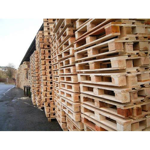 Fumigated Wooden Pallet at Rs 1040/piece | फ्यूमिगेटेड ...