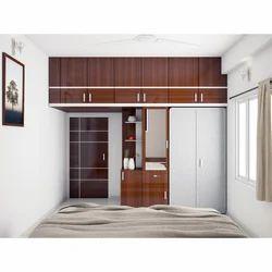 Bedroom Loft And Wardrobe