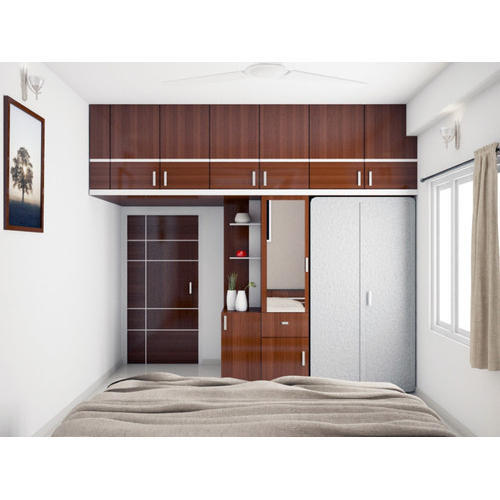 Wooden Bedroom Loft And Wardrobe, Rs 1500 /square Feet, S