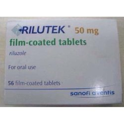 Riluzole 50mg Film Coated Tablets