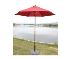 Maroon Umbrella