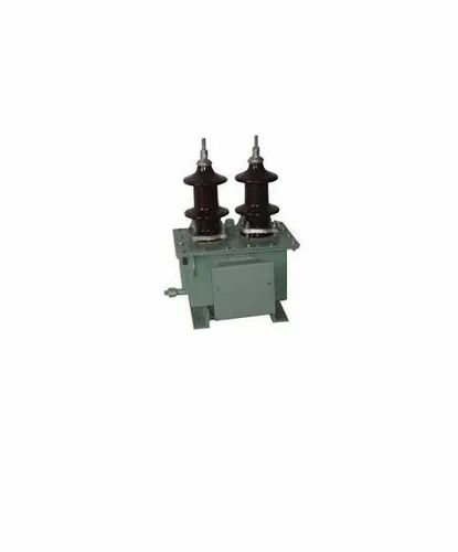 Oil Cooled For Transmission & Distribution 11 KV Current Transformer, 400-200 A/5-5 A, Accuracy Class: 0.5/5P10