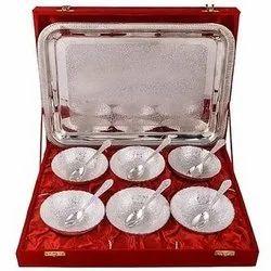 Rawsome shack Silver Plated Bowls