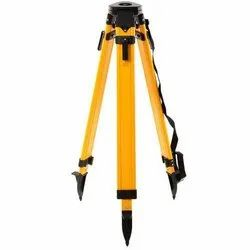 Survey Yellow & Black FIBER TRIPOD, For Industrial, Model Name/Number: Cst