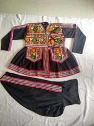 Navratri Kediya - Kids Costume - Gujarati Garba Dance Dress