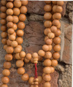 Loose Sandalwood Mala Beads