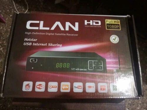 Digital Satellite Receiver and Independent TV Wholesaler | Balaji