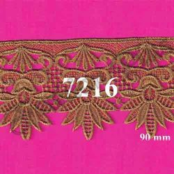 Indian Fancy Antic Zari Lace From Fashion Plus