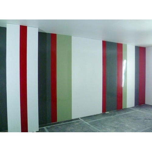 Colored Pvc Wall Panel Sheet Polyvinyl Chloride Wall
