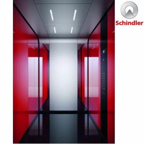 Schindler 5500 Penger Elevator Capacity 680 To 2500 Kg