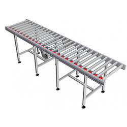 Powerized Roller Conveyor