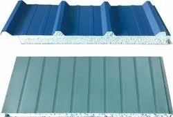 Cooling Puf Roof & Wall Panel