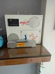 Solar Battery Pulse Radio