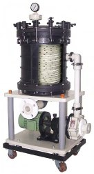 Plate Filter System
