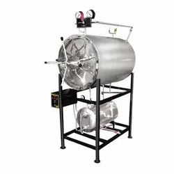 Horizontal Autoclave Steam Sterilizer