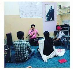 Harmonium Playing Training Service