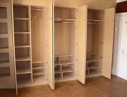 Plywood Wardrobe For Home