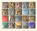 Decorative Clay Tiles