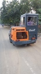 Industrial Road Sweepers
