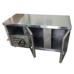 SS Deep Freezer Under Counter