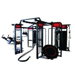 Synergy 360 Cross Fit (8 Gates)