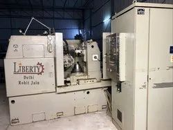 WMW ZFWZ 250/3 Gear Hobbing Machine