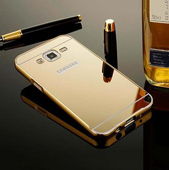 the latest c389e 7e7ee Samsung Galaxy J5 Back Cover Mirror
