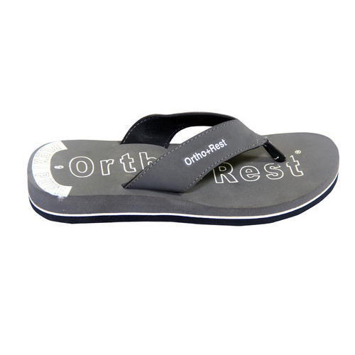 Mens Grey Ortho Rest Daily Wear