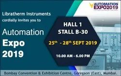 Invitation from Libratherm Instruments Pvt. Ltd. at Automation 2019