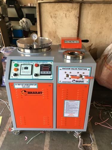 Casting Machines & Accessories - 3 in1 Jewellery Casting