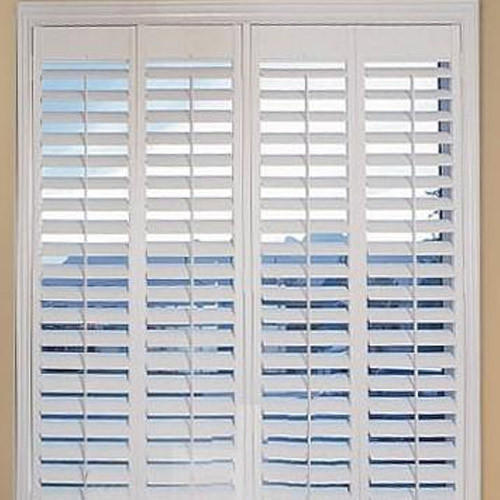 UPVC Louvers Window