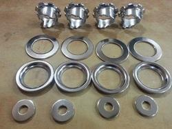 Duplex Nickel Chrome Plating