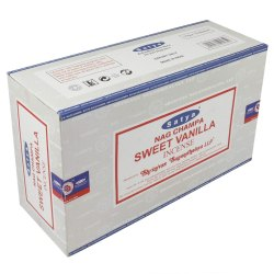 Satya Sweet Vanilla Incense Sticks