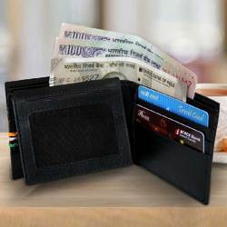 MODA Genuine 100% Leather Wallet