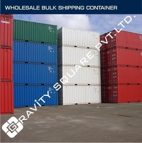 Bulk Shipping Container